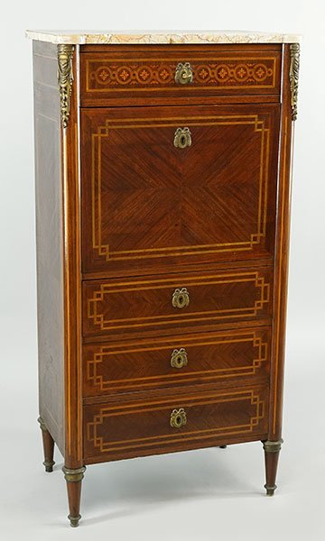 A French Abbatant Secretaire.
