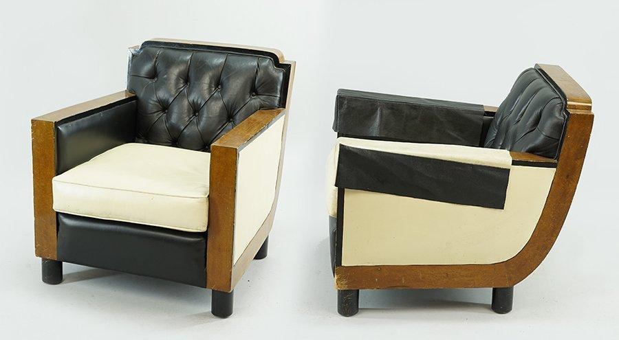 A Suite of Italian Art Deco Furniture. - 3