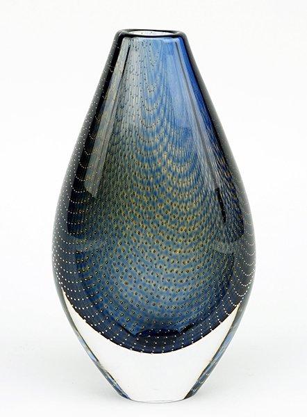 A Kraka Sven Palmqvist for Orrefors Vase.