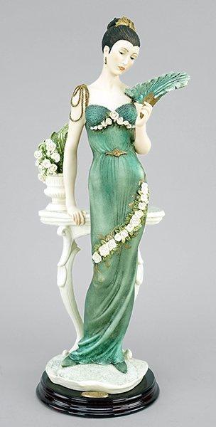 A Giuseppe Armani Figure, 'Soiree'.
