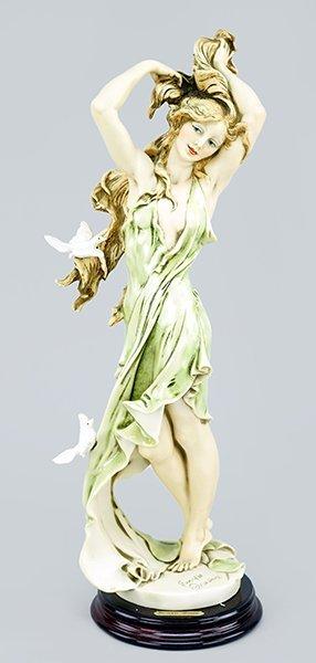 A Giuseppe Armani Figure, 'Aurora'.