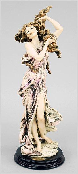 A Giuseppe Armani Figure, 'Sea Breeze'.