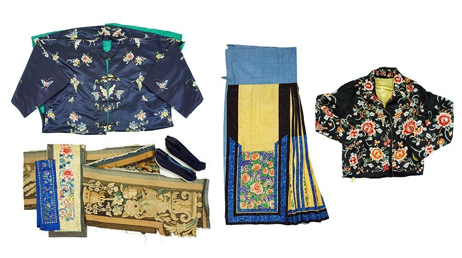 A Collection of Chinese Garments.