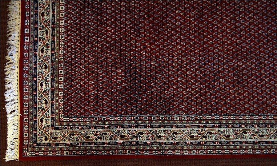 A Persian Carpet.