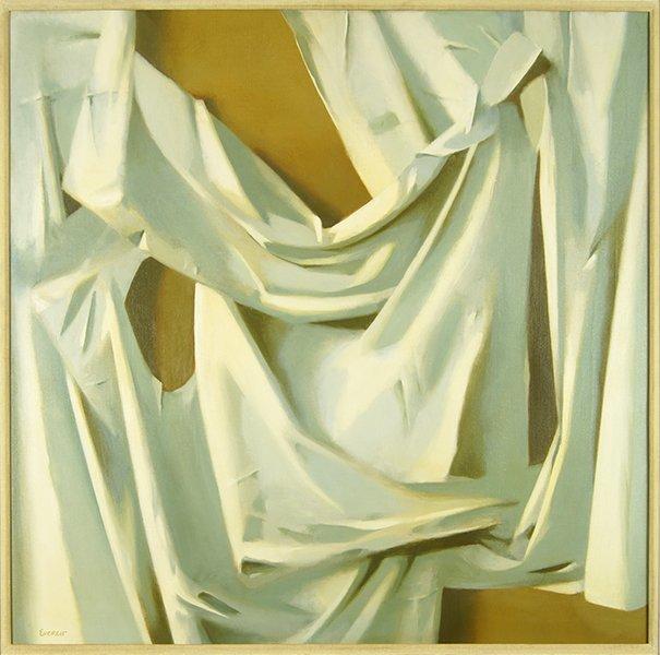 Len Gridley Everett (American, 1925-1984) Two Sheets.