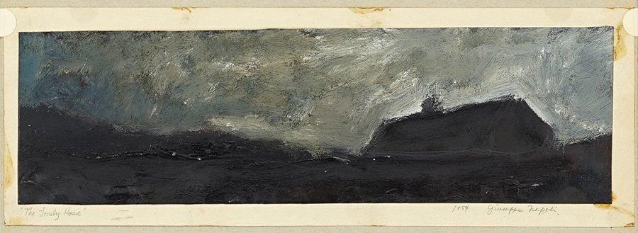 Giuseppe Napoli (American, 1929-1967) Four Works. - 5