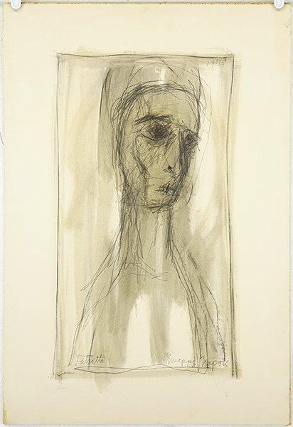 Giuseppe Napoli (American, 1929-1967) Four Works. - 6