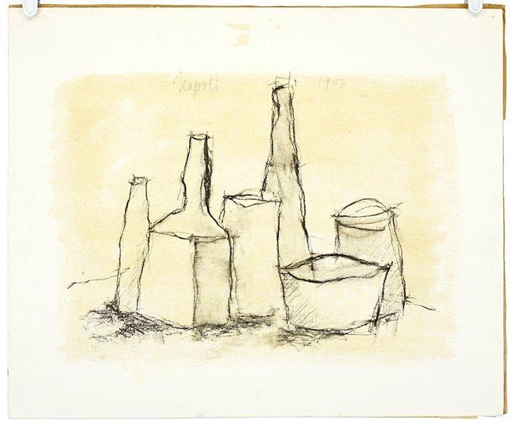 Giuseppe Napoli (American, 1929-1967) Four Works. - 7