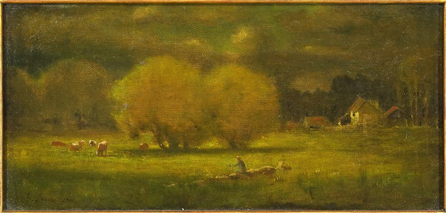 In the Manner of George Inness (American, 1825-1894)
