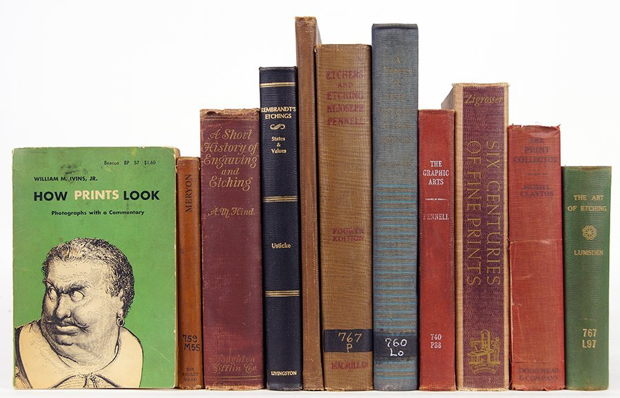 A Collection on Books and Printmaking.