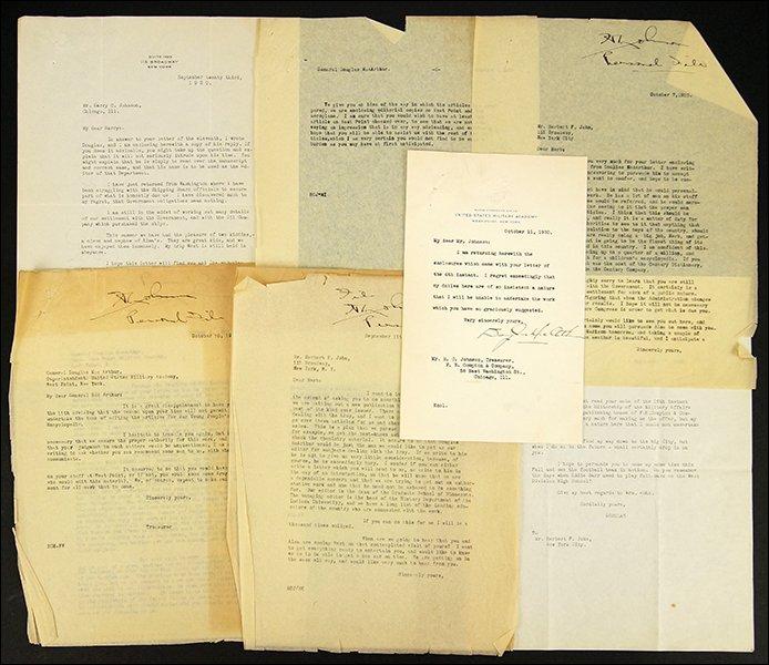 General Douglas MacArthur (1880-1964) A Collection of