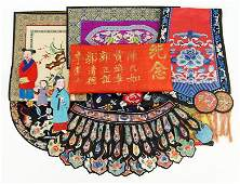 A Collection of Chinese Silk Embroideries