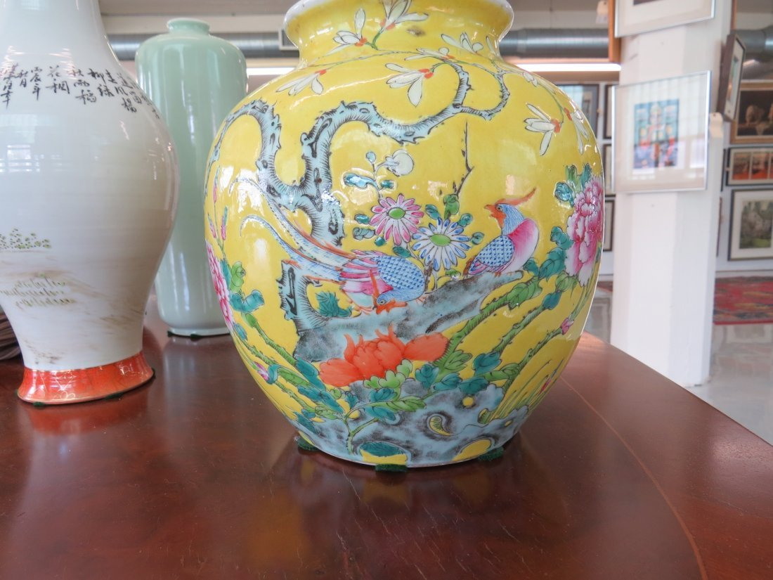 A Collection of Chinese Porcelain Vases. - 2