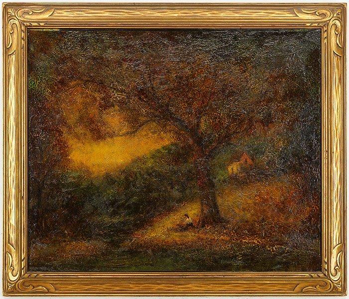 Hudson Mindell Kitchell (American, 1862-1944) Hillside - 3