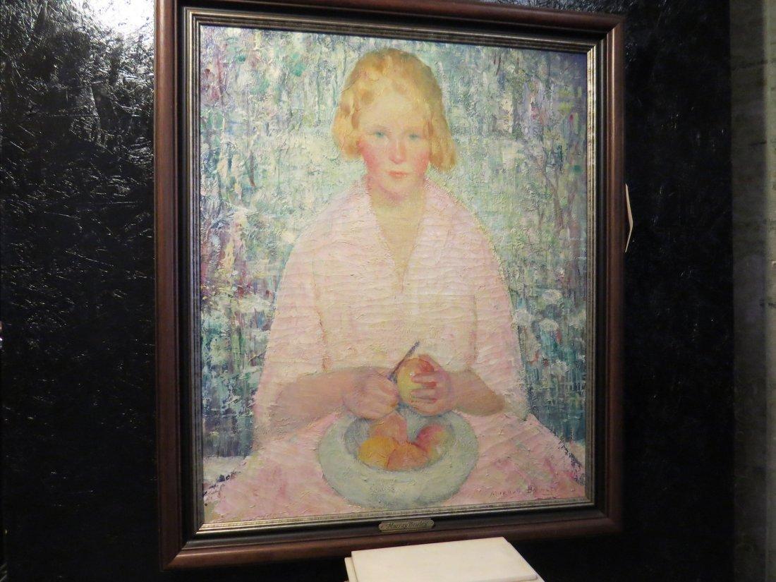 Murray Percival Bewley (American, 1884-1964) Portrait - 4