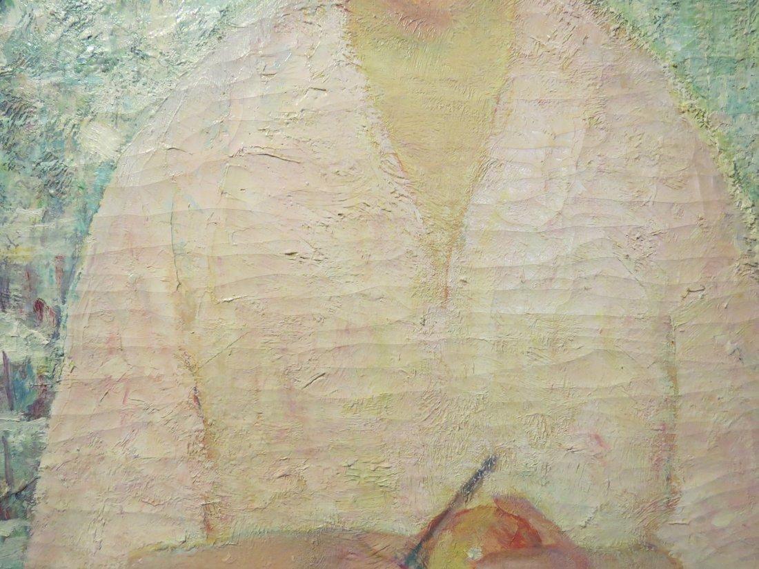 Murray Percival Bewley (American, 1884-1964) Portrait - 6