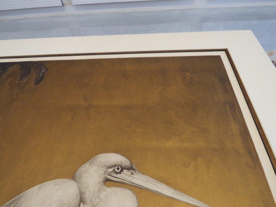 Willem Van Den Berg (Dutch, 1886-1970) Heron. - 3