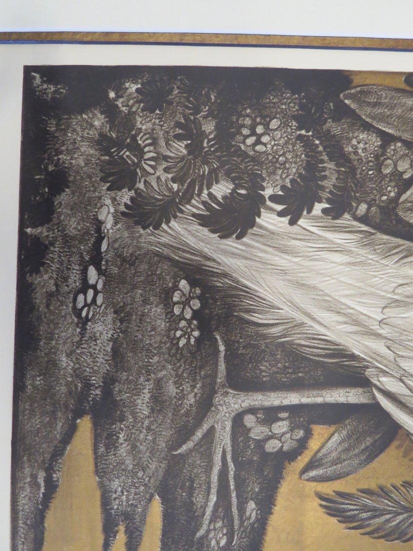 Willem Van Den Berg (Dutch, 1886-1970) Heron. - 6