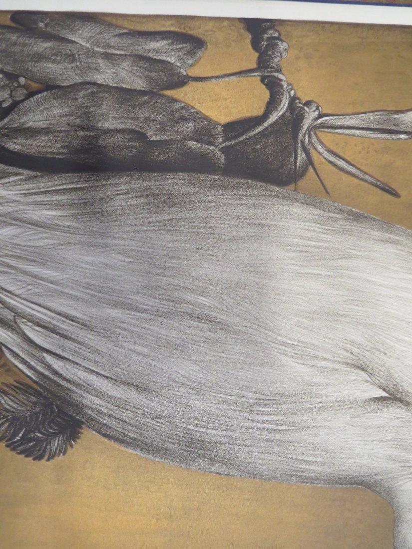 Willem Van Den Berg (Dutch, 1886-1970) Heron. - 7