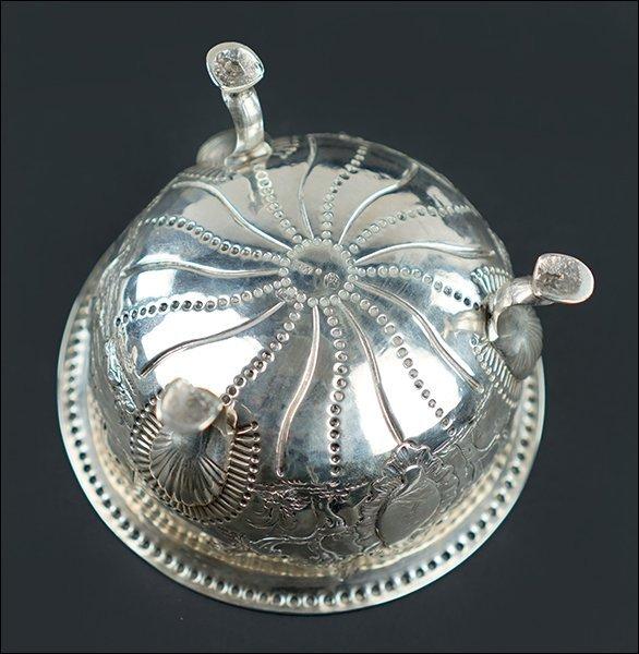 An Irish Silver Bowl. - 3