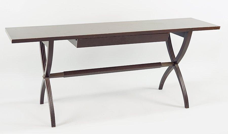 An Edward Wormley for Dunbar Console Table.