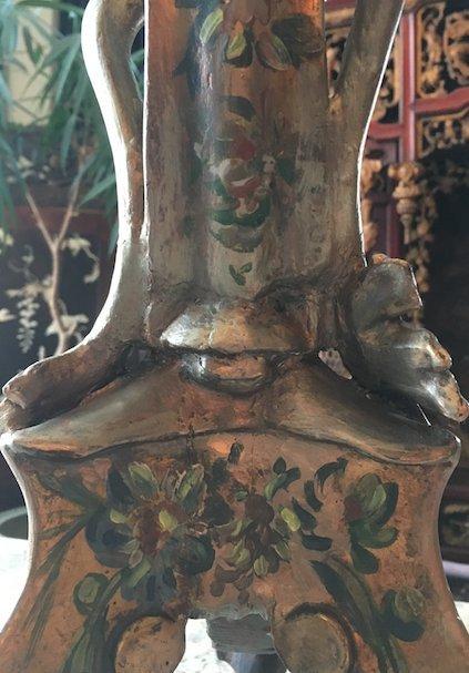 A Venetian Blackamoor Table. - 5