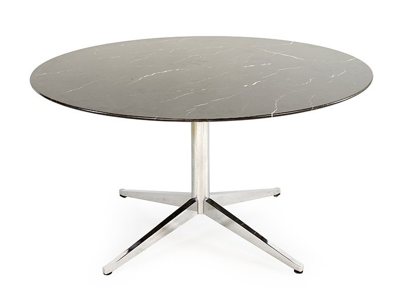 A Florence Knoll Dining Table.