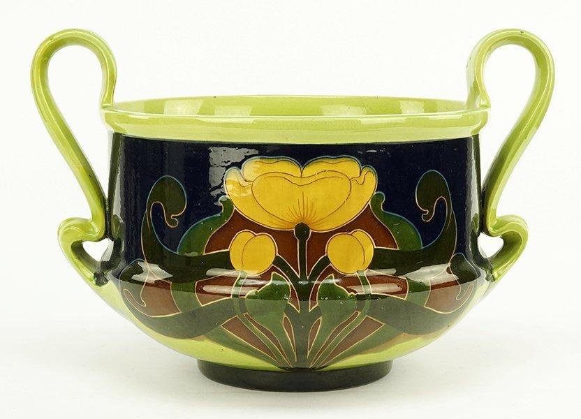 A Norica Nurnberg Art Nouveau Style Jardinere.