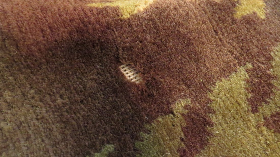 An Aubusson Savonnerie Style Carpet. - 2