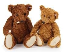 Steiff Plush Teddy Bears.