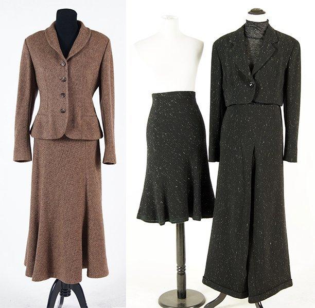 A Four Piece Donna Karan New York Suit Set.