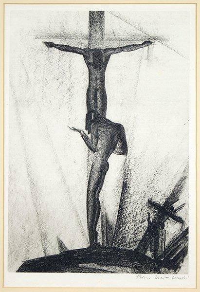 Boris Lovet-Lorski (Lithuanian-American, 1894-1973)