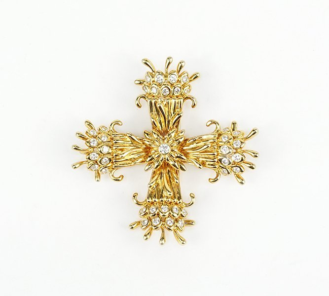 A Schlumberger for Tiffany & Company Maltese Cross