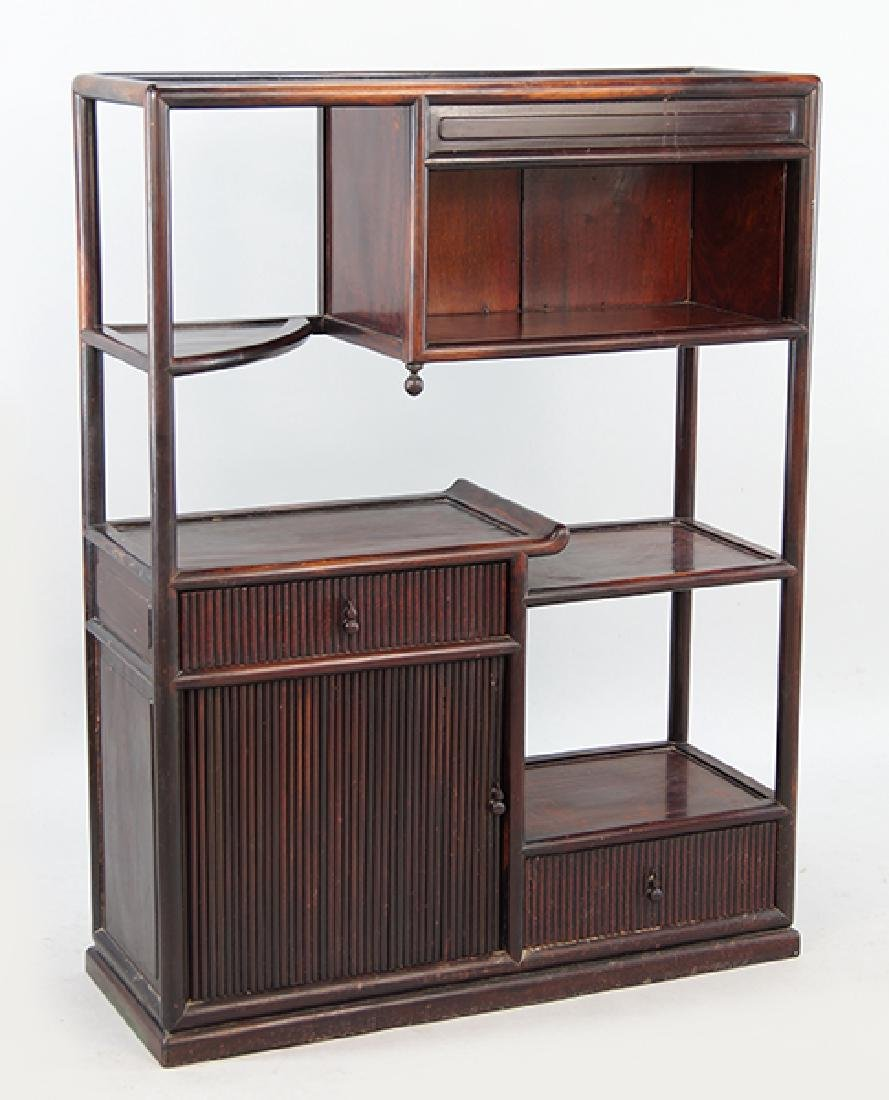 A Chinese Etagere.