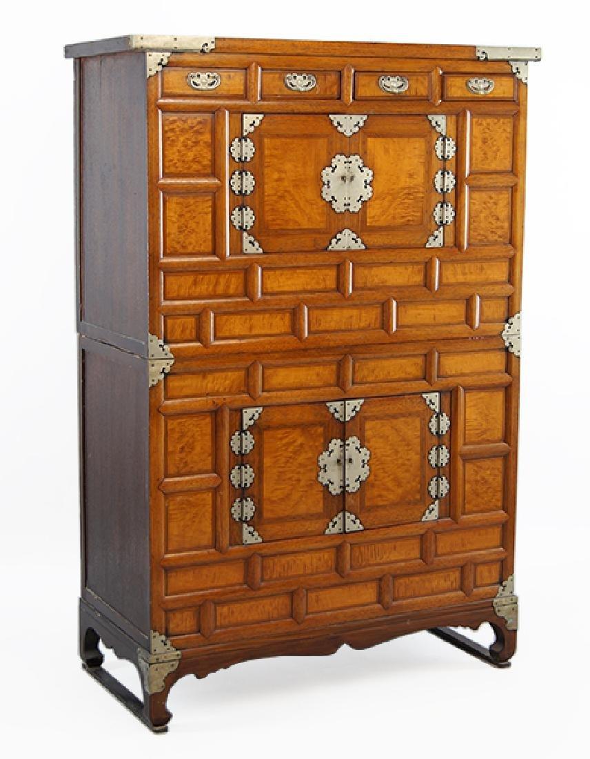 A Tansu Cabinet.