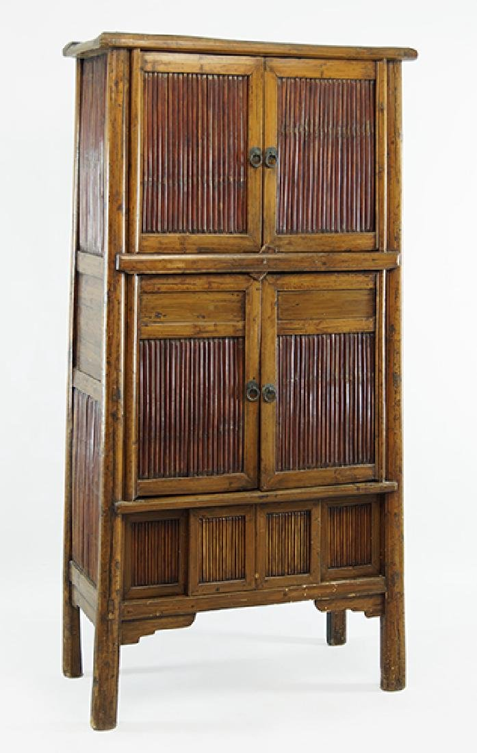 A Chinese Cabinet.