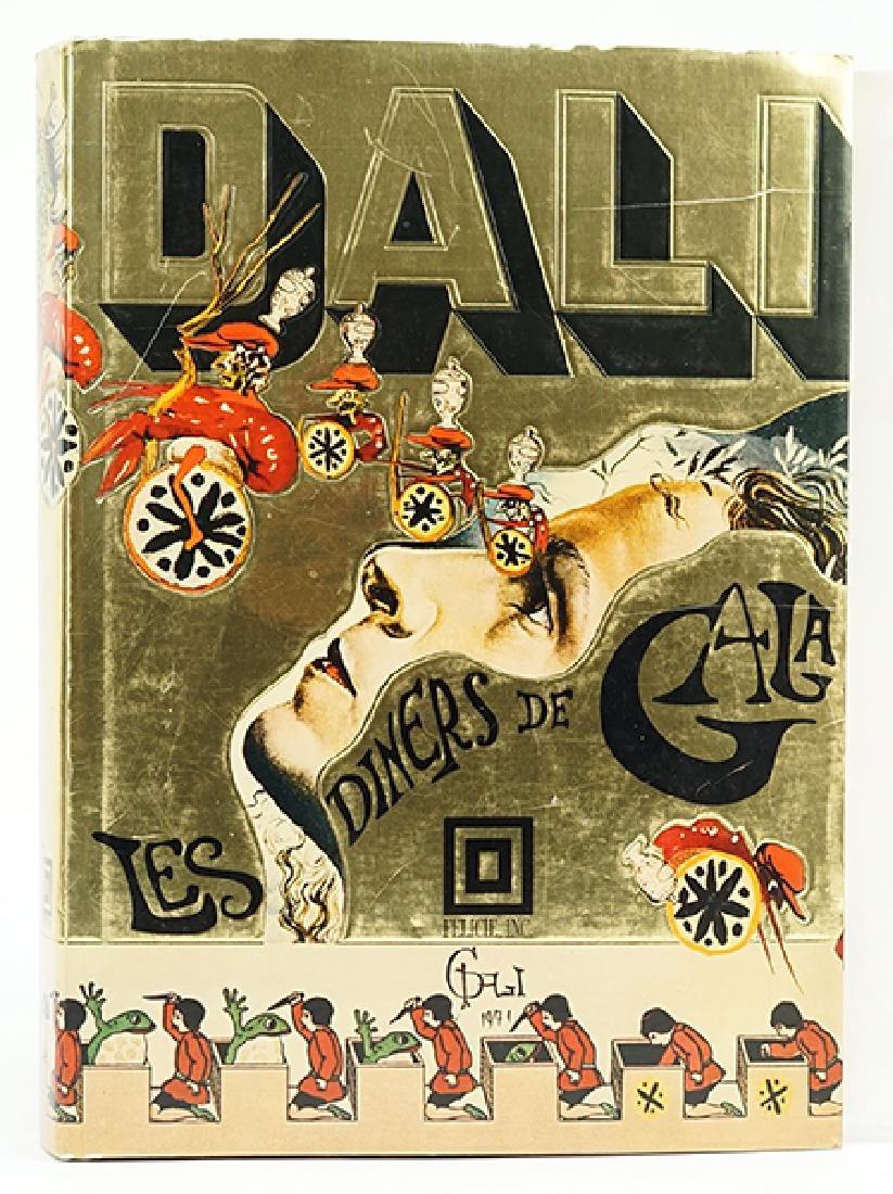 Dali, Salvador, Les Diners de Gala.