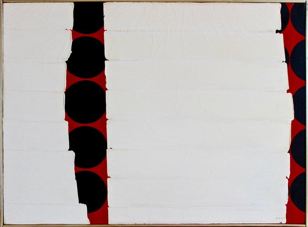 DOMOTO Hisao, 1966 Original Japanese Modern Painting