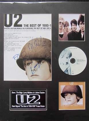 U2/Charity Lot . U2