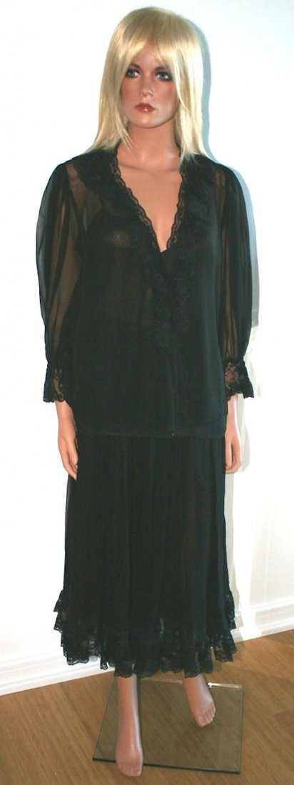 Stevie Nicks Stage Worn Outfit from 1980 Tusk Tour