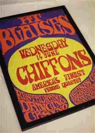 The Chiffons/Blaises Club