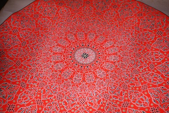 Psychedelic Mandala.