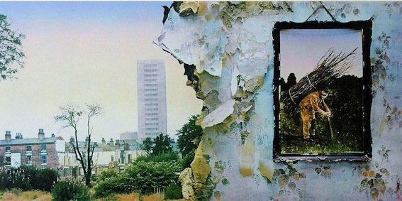Led Zeppelin/Jimmy Page Silkscreen