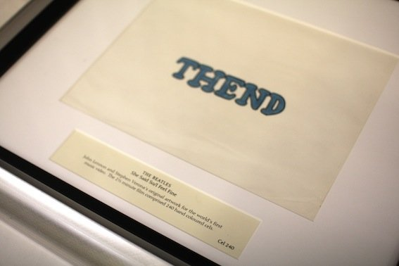 John Lennon/Stephen Verona- The End. Cell 240/240