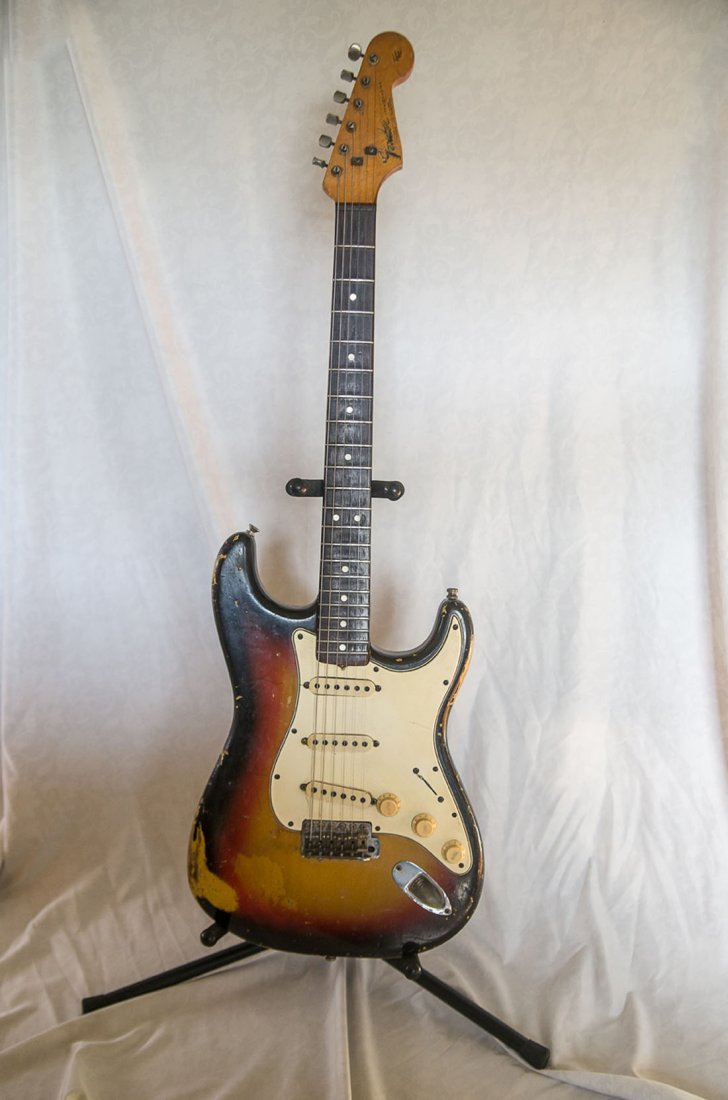 hendrix s 1964 fender stratocaster
