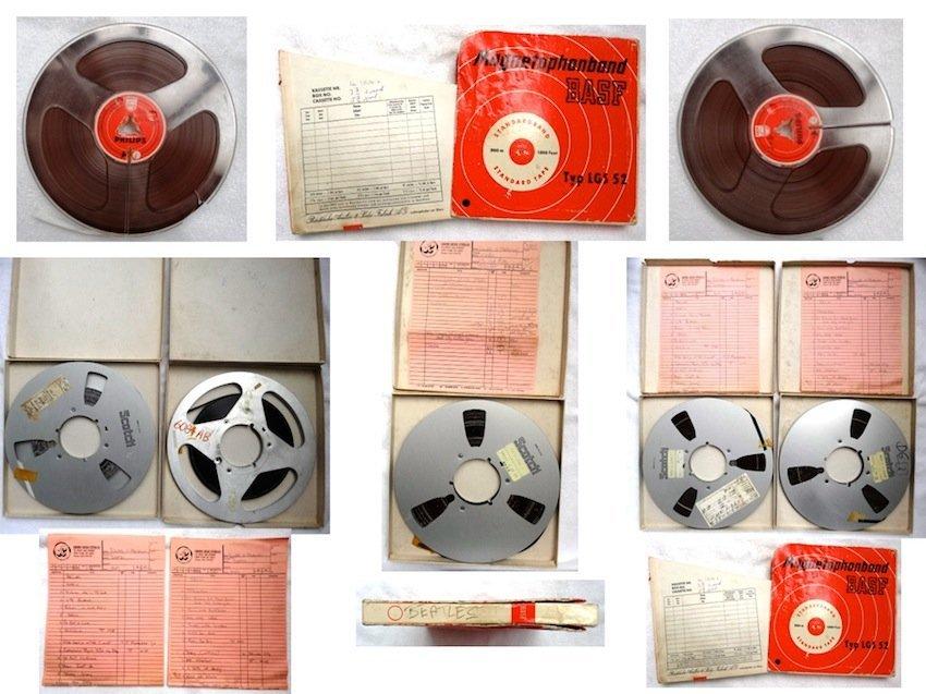 The Original Historic Lost 1962 Star Club Hamburg Tapes