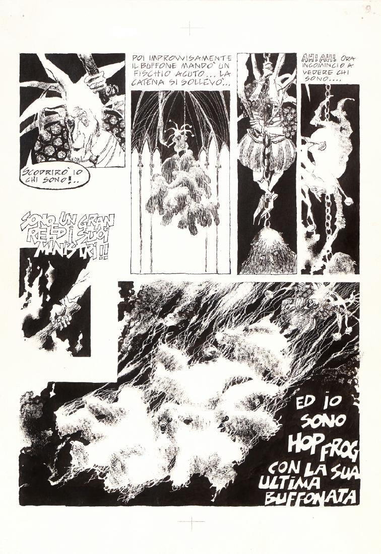 "Battaglia Dino - ""Hop Frog"", 1971"