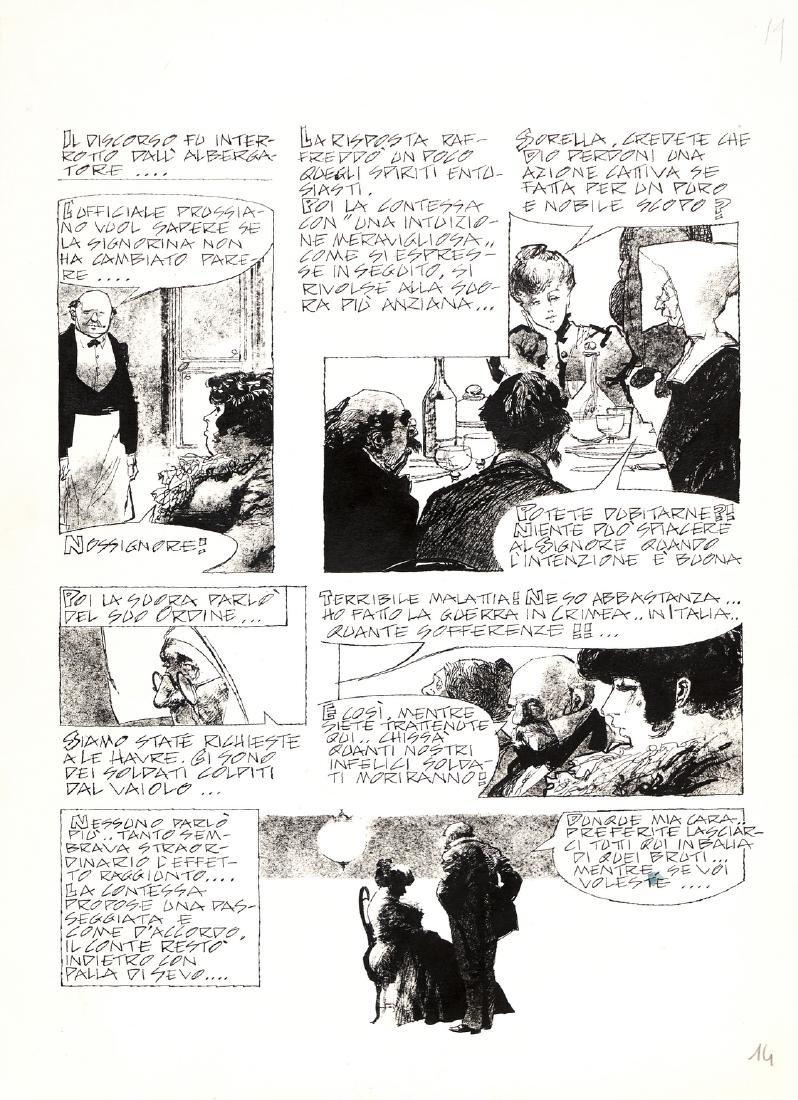 """Battaglia Dino - """"Palla di sevo"""", 1977"""
