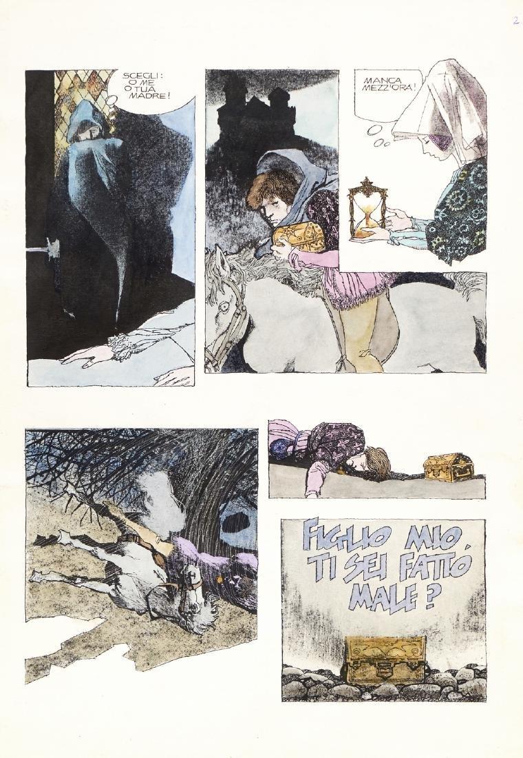 """Battaglia Dino - """"Il cuore nello scrigno"""", 1979 - 2"""