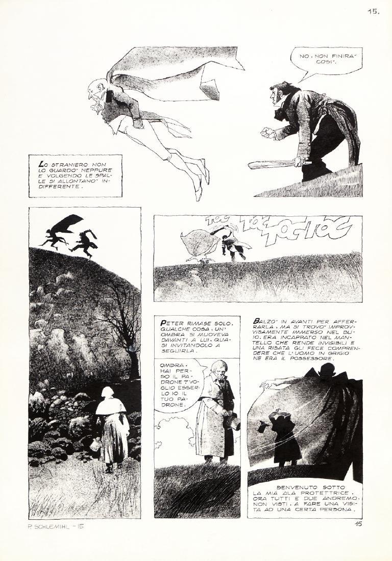 """Battaglia Dino - """"La storia meravigliosa di Peter"""